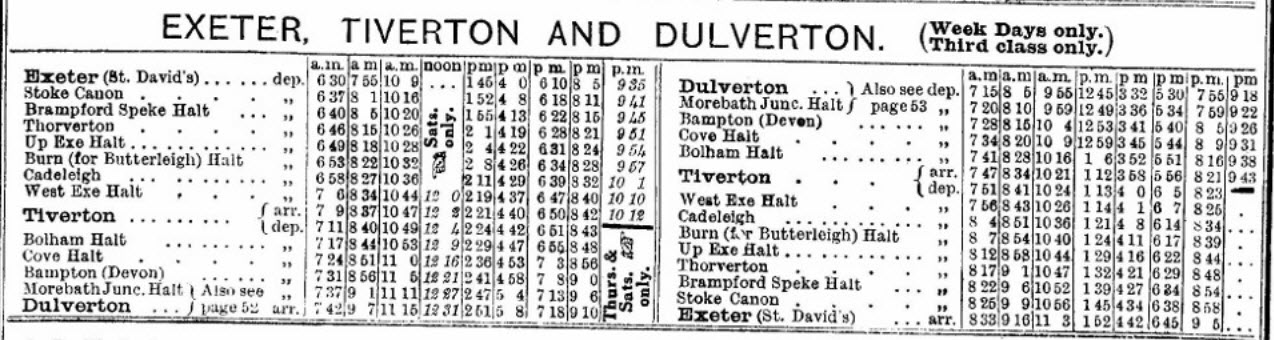1947timetable